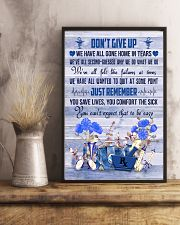 Pharmacist Don't Give Up Just Remember 11x17 Poster lifestyle-poster-3