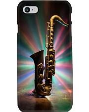 Saxophone Light Phone Case i-phone-7-case