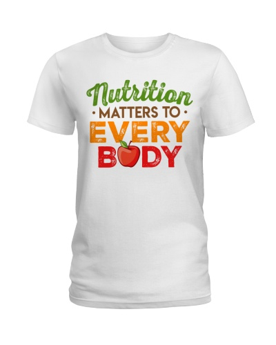Nutrition Matters To Everybody