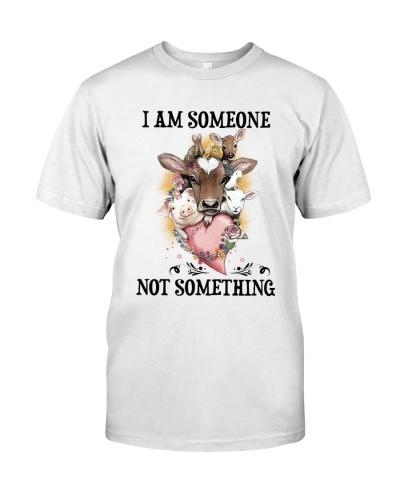 Vegan I am someone