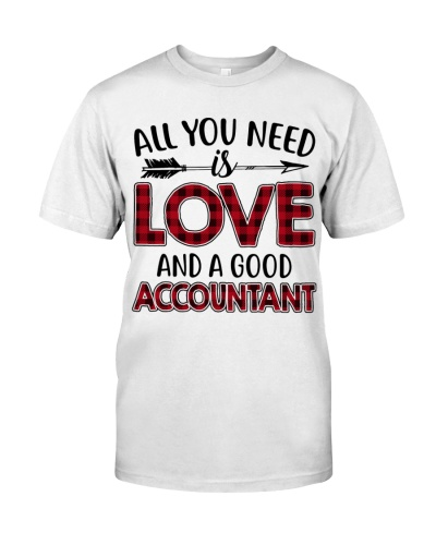 All You Need Is Love And A Good Accountant