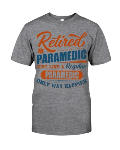 Paramedic Only Way Happier