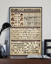Hairdresser Haircut Knowledge 11x17 Poster lifestyle-poster-2