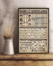 Hairdresser Haircut Knowledge 11x17 Poster lifestyle-poster-3