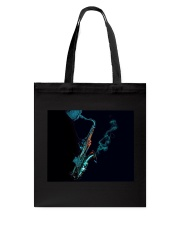 Saxophone Saxophonist Unique Gift Tote Bag thumbnail