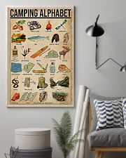 Camping Alphabet  11x17 Poster lifestyle-poster-1