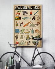 Camping Alphabet  11x17 Poster lifestyle-poster-7