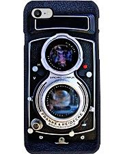 Photographer Double Lens Camera Phone Case i-phone-8-case