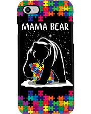Autism Awareness Mama Bear Phone Case i-phone-7-case