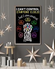 Social Worker I Can Control Myself 11x17 Poster lifestyle-holiday-poster-1