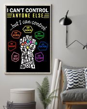 Social Worker I Can Control Myself 11x17 Poster lifestyle-poster-1