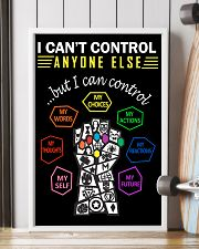 Social Worker I Can Control Myself 11x17 Poster lifestyle-poster-4