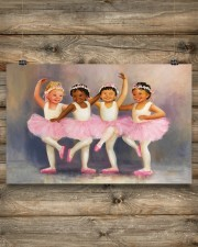 Ballet Painting 17x11 Poster aos-poster-landscape-17x11-lifestyle-14