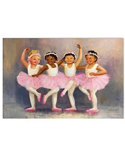 Ballet Painting 17x11 Poster front