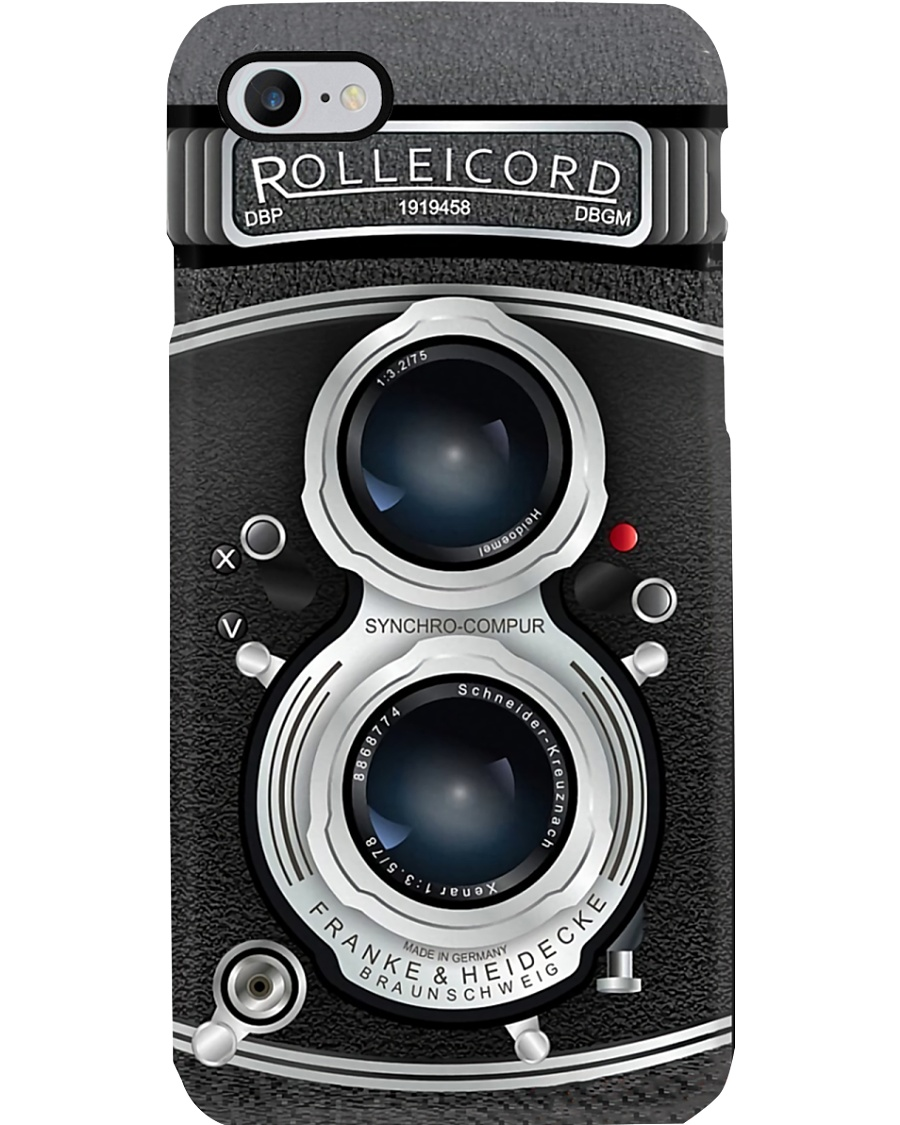 Photographer Digital Camera Phone Case