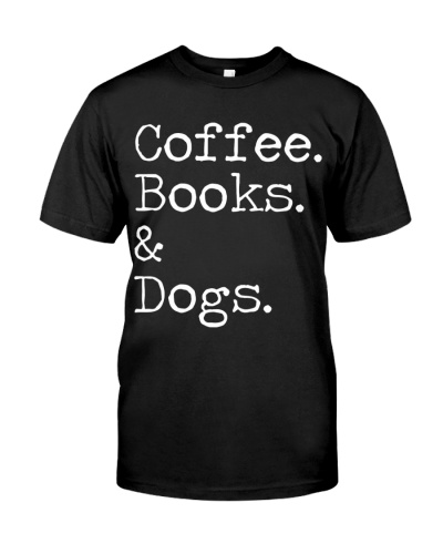 Coffee Books And Dogs