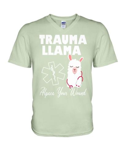 Paramedic Trauma Llama