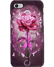 Breast Cancer Hope For A Cure Phone Case i-phone-7-case