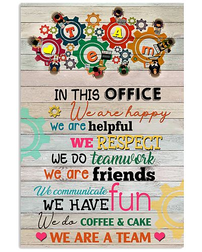 Social Worker In This Office We Are Happy