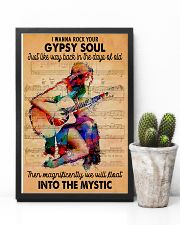 Gypsy Rock Guitar 11x17 Poster lifestyle-poster-8