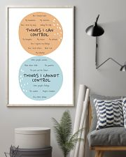 Social Worker Things I Can Control 11x17 Poster lifestyle-poster-1