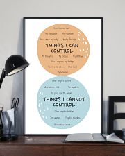 Social Worker Things I Can Control 11x17 Poster lifestyle-poster-2