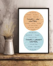 Social Worker Things I Can Control 11x17 Poster lifestyle-poster-3