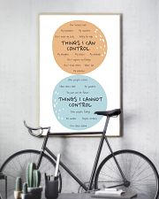 Social Worker Things I Can Control 11x17 Poster lifestyle-poster-7