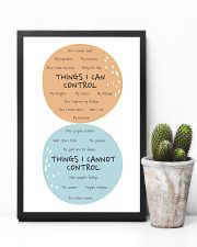 Social Worker Things I Can Control 11x17 Poster lifestyle-poster-8