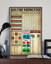 Quilting Sewing Knowledge 11x17 Poster lifestyle-poster-2