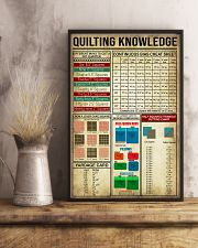 Quilting Sewing Knowledge 11x17 Poster lifestyle-poster-3