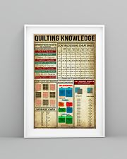 Quilting Sewing Knowledge 11x17 Poster lifestyle-poster-5