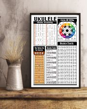 Ukulele Chords Knowledge 11x17 Poster lifestyle-poster-3