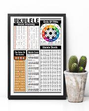 Ukulele Chords Knowledge 11x17 Poster lifestyle-poster-8