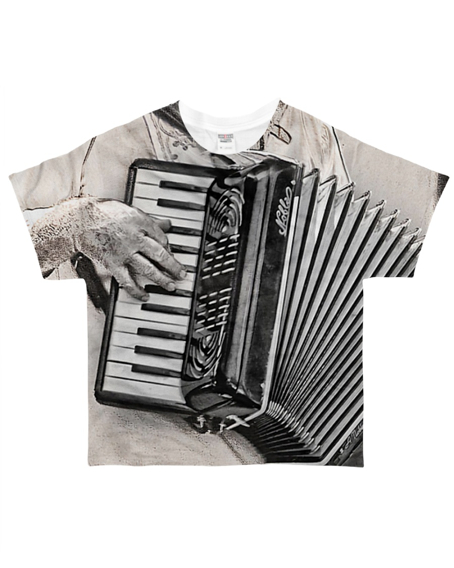 Vintage Accordion  All-over T-Shirt