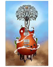Guitar Tree In Sky  11x17 Poster front