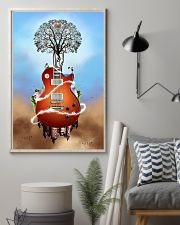 Guitar Tree In Sky  11x17 Poster lifestyle-poster-1