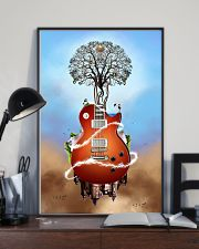 Guitar Tree In Sky  11x17 Poster lifestyle-poster-2