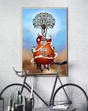 Guitar Tree In Sky  11x17 Poster lifestyle-poster-7