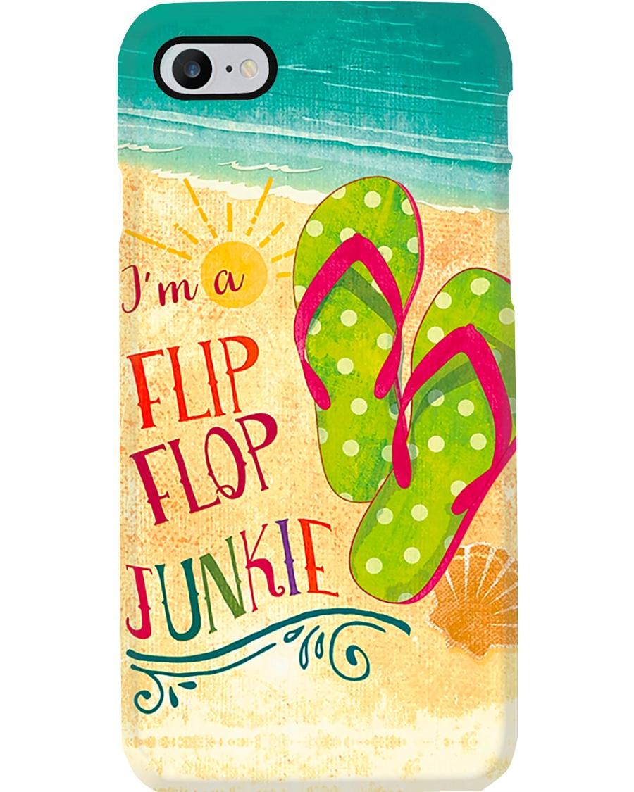 Flip Flop Funkie Camping  Phone Case