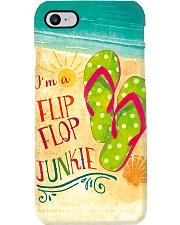 Flip Flop Funkie Camping  Phone Case i-phone-7-case