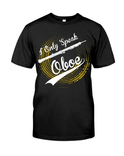 I only speak Oboe