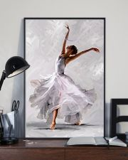 Ballet Dance of the Winter Solstice 11x17 Poster lifestyle-poster-2