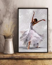 Ballet Dance of the Winter Solstice 11x17 Poster lifestyle-poster-3