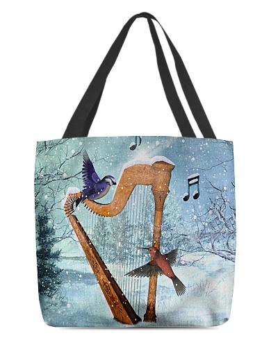 Harp In The Snow