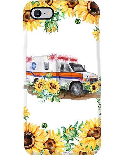 Paramedic Sunflower Ambulance
