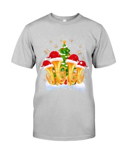 Tubist Tuba Tree Christmas
