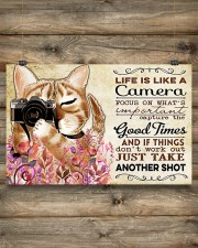 Take Another Shot Photographer 17x11 Poster aos-poster-landscape-17x11-lifestyle-14
