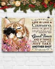 Take Another Shot Photographer 17x11 Poster aos-poster-landscape-17x11-lifestyle-28