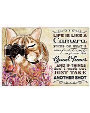Take Another Shot Photographer 17x11 Poster front
